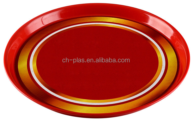 plastic tray banquet serving tray