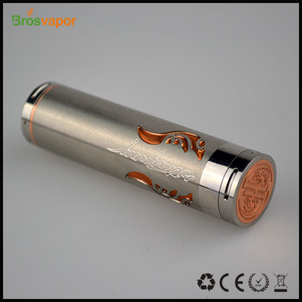 2014 new mechanical mod infinite stingray x mod