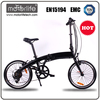 MOTORLIFE/OEM brand hot sale 36v 250w cheap electric bike,folding electric bike