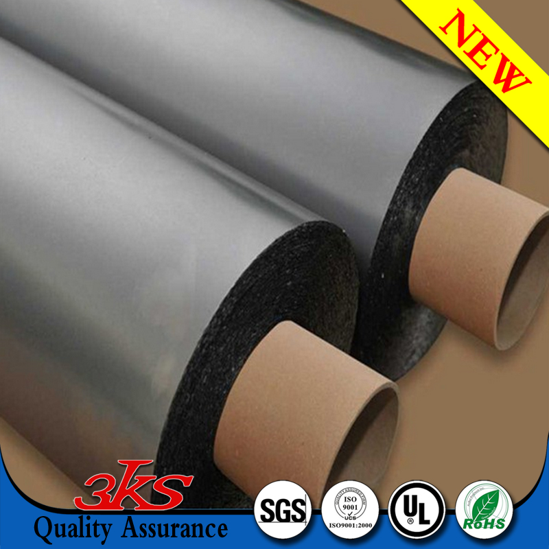 Natural and flexible thermal conductive graphite sheet in rolls