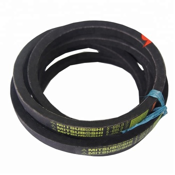 Mitsuboshi v belt for combine harvester spare parts