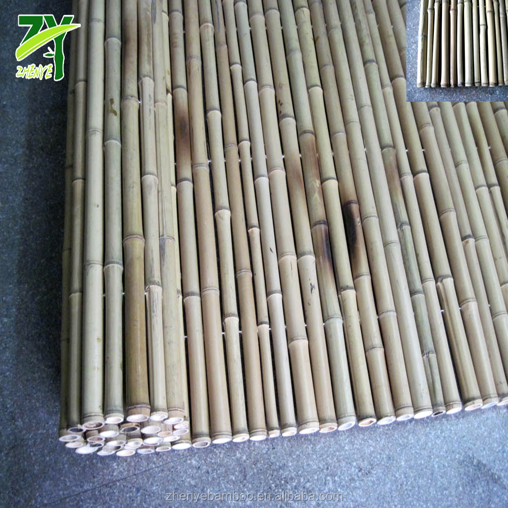 TOP SALES ! ZY-2010 Natural Bamboo Roll-up Fence Bamboo Fence Rolls Garden Bamboo Fence in Cheap Factory Price !!