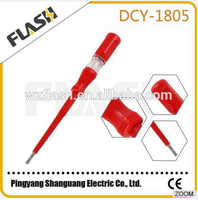 Long-life Ordinary DC Voltage Tester Screwdriver Pocket Clip Tester
