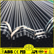 ASTM A179-1990 76.2mm diameter 2.6mm thickness 5570 long steel pipes