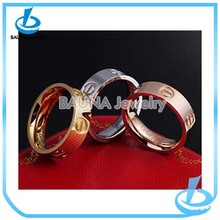 Fashion popular plain alloy men cock ring