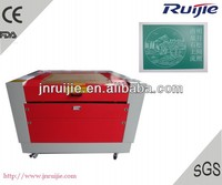3D/name plate laser engraving machine/Strong laser cutting head RJ1060