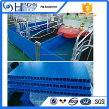 High quality solid pvc board for pig farming/china pvc board for pig sty