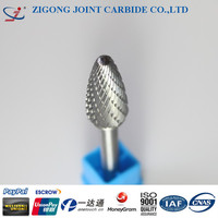 tungsten carbide rotary files carbide dental burrs