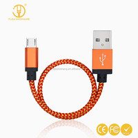 Portable travel micro usb cable charger for Mobile Phone wholesale price
