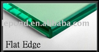 beveled plate glass for Decorative
