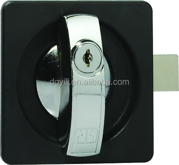 Vertical steel Filing cabinet locks YL176 for steel cabinet