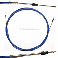 Customized boat control cables
