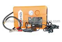 DC12V Mini Air Compressor Double Cylinder Tire Inflator