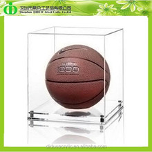 DDX-0212 Trade Assurance Wholesale Acrylic Basketball Display Case