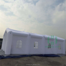 HI Nylon or PVC inflatable party tent for wedding event house tent giant dome tent for sale