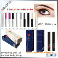 real plus eyelash enhancer, long thick eyelash/eyebrow enhancer serum/ liquid, fashion eyelashes/eyebrows