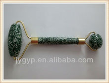 double-end roller neck roller massage with qilian jade JYM-36A