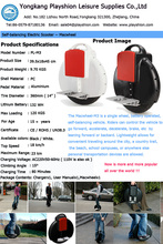 Re: New Electric Unicycle / We want to be your supplier