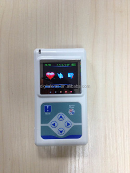 12 Channel Holter ECG Monitor TLC5000
