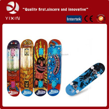 2014 new good wear-resistance heat transfer printing film design for skateboard