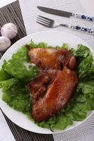 Frozen Skin-on Boneless Roasted Duck Meat / Peking Duck / Beijing Duck