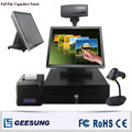 POS new arrival, True Flat, Bezel Free, capacitive Touch window pos