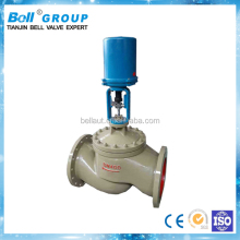 DN100 PN10 Electric Flow Control Valve