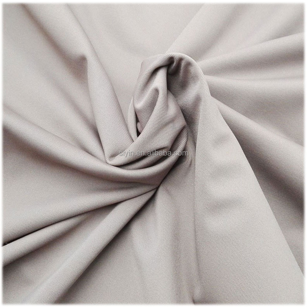 82% nylon 18% spandex polyamide lycra fabric for dress women summer supplex knitt textile fabric