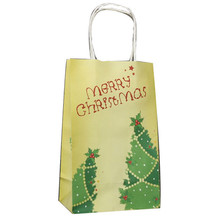 Wholesale small gift paper bags for child, mini gift bags to pack kids gift