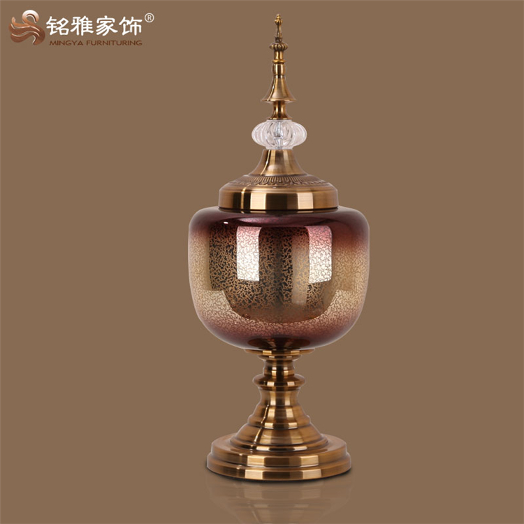 Home Decoration Items Wholesale Factory Price European Design Glass Vase