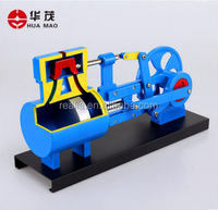 HM-PD028 Ningbo Huamao Steam Engine Model for Educational use