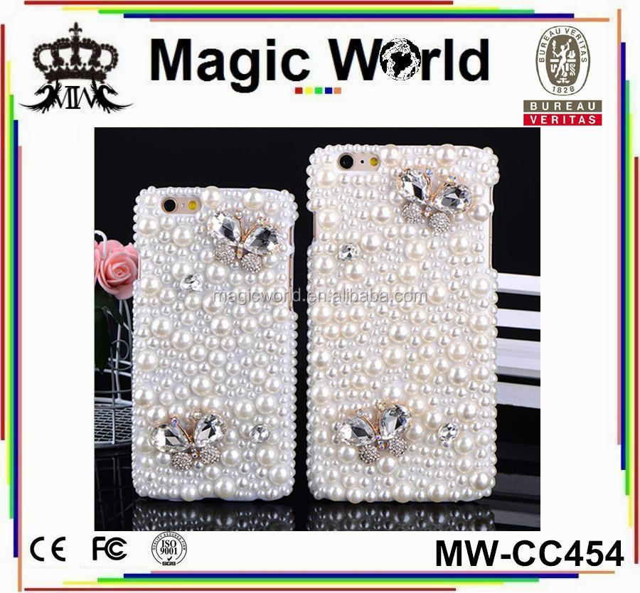 Jeweled Phone Cover For Iphone 6