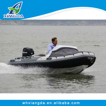 2 people aluminum floor inflatable dinghy boats sale