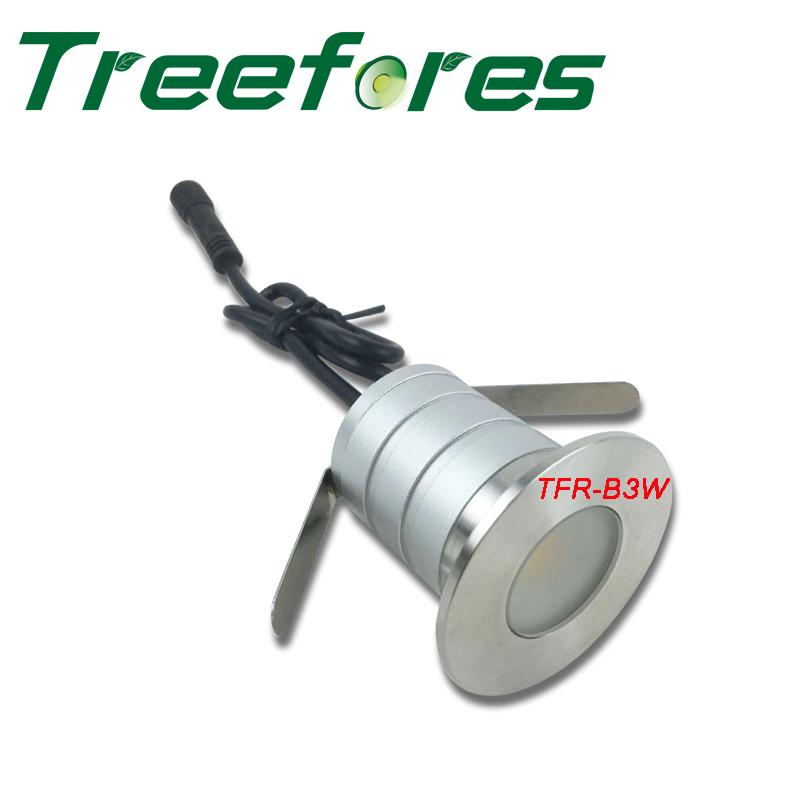 3W IP67 LED Garden Light