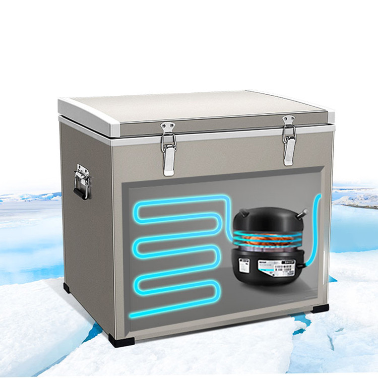 portable travel freezer