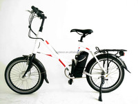 children bicycle ,electric tricycles adult with bafang 250w motor,36v/10ah portable electric bike