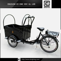 Family bike passenger rain cover van BRI-C01 200cc trike scooter