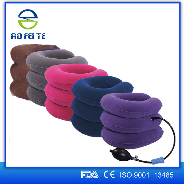 health & medical neck support traction devices