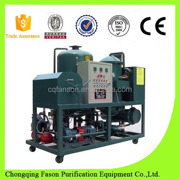 2015 newest hot sale Small Wheat Germ oil refinery small oil purifier/Multi-function useful Centrifugal used engine oil refining