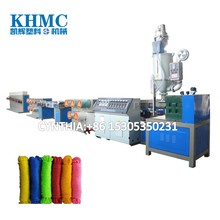 PP PE PET twine extruding machine /plastic rope production line