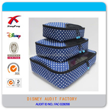 Travel Organizers with Shoe Bag and Laundry Bag, 6pcs Set Pack Cubes
