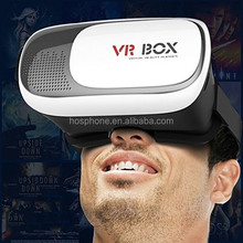 "2016 3D Vr Virtual Reality Headset 3D <strong>Video</strong> Movie Game Glasses for 4.7""-6"" IOS Android Smartphones"