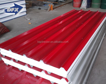 DFX cheap design light steel structural building warehouse easy insulation for sale