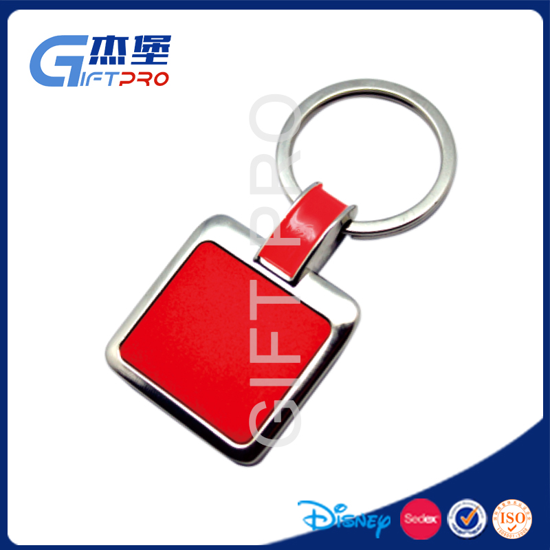 Promotional China style key chain, custom metal keychain With FACHION Mode