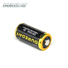 High power 3.0v primary lithium camera battery 1350mah