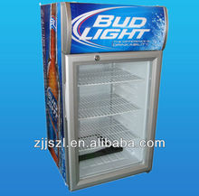 Display glass door cooler SC-55L (55L)