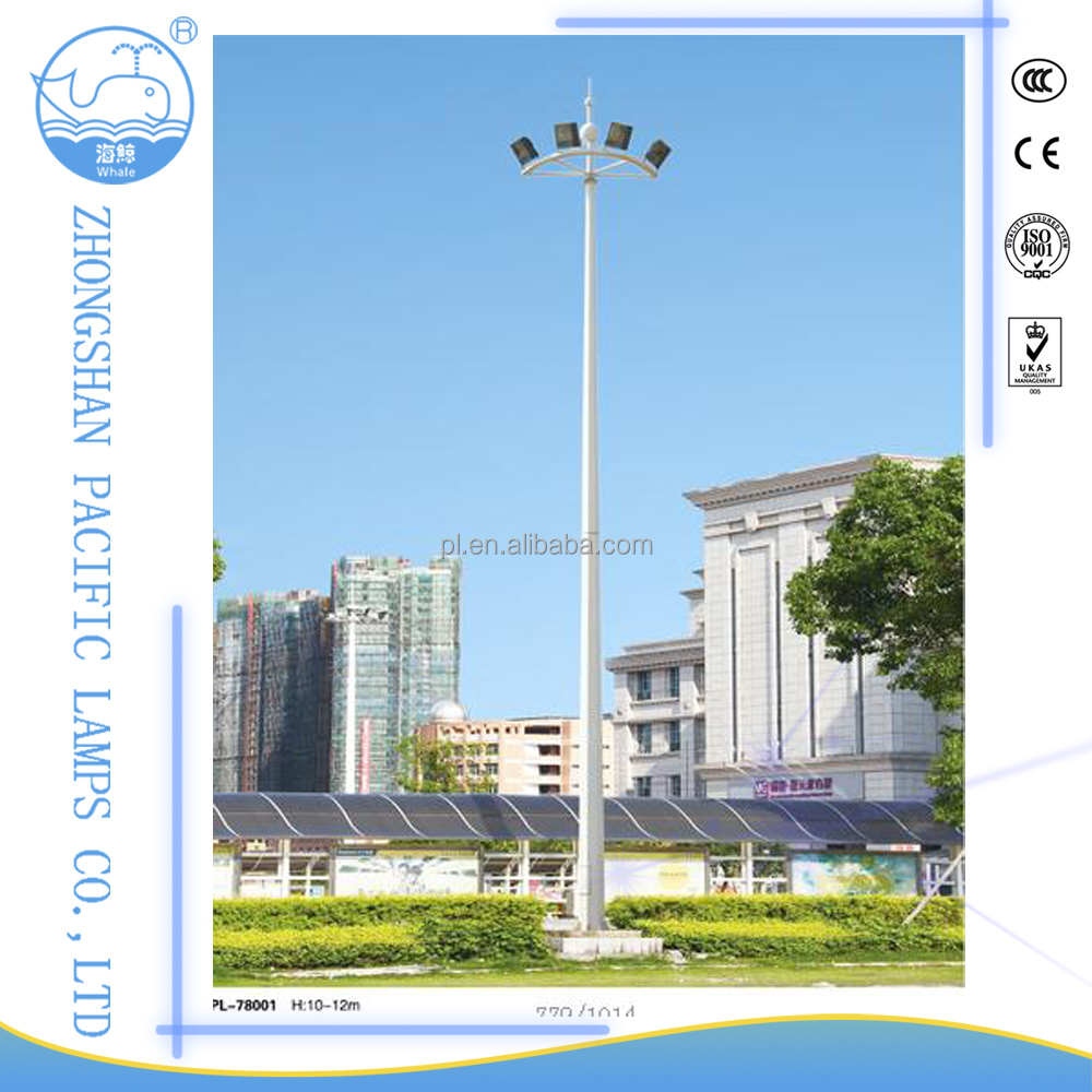 High quality led street lighting high mast light manufacturers IP65 for outdoor