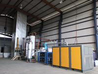 gas separation plant gas purifier air liquefaction plant