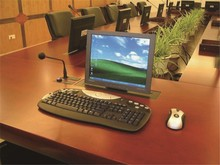 CE Approval Multi-Unit Video Conference Equipment Intercom System