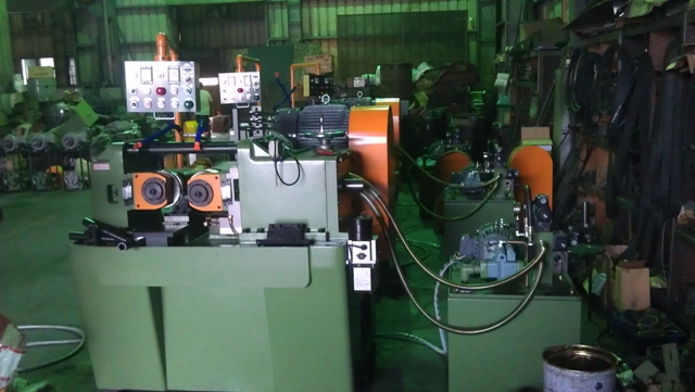 Steel pipe thread make cold rolling mill process machine for sale